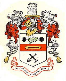 Morley Borough Coat Of Arms